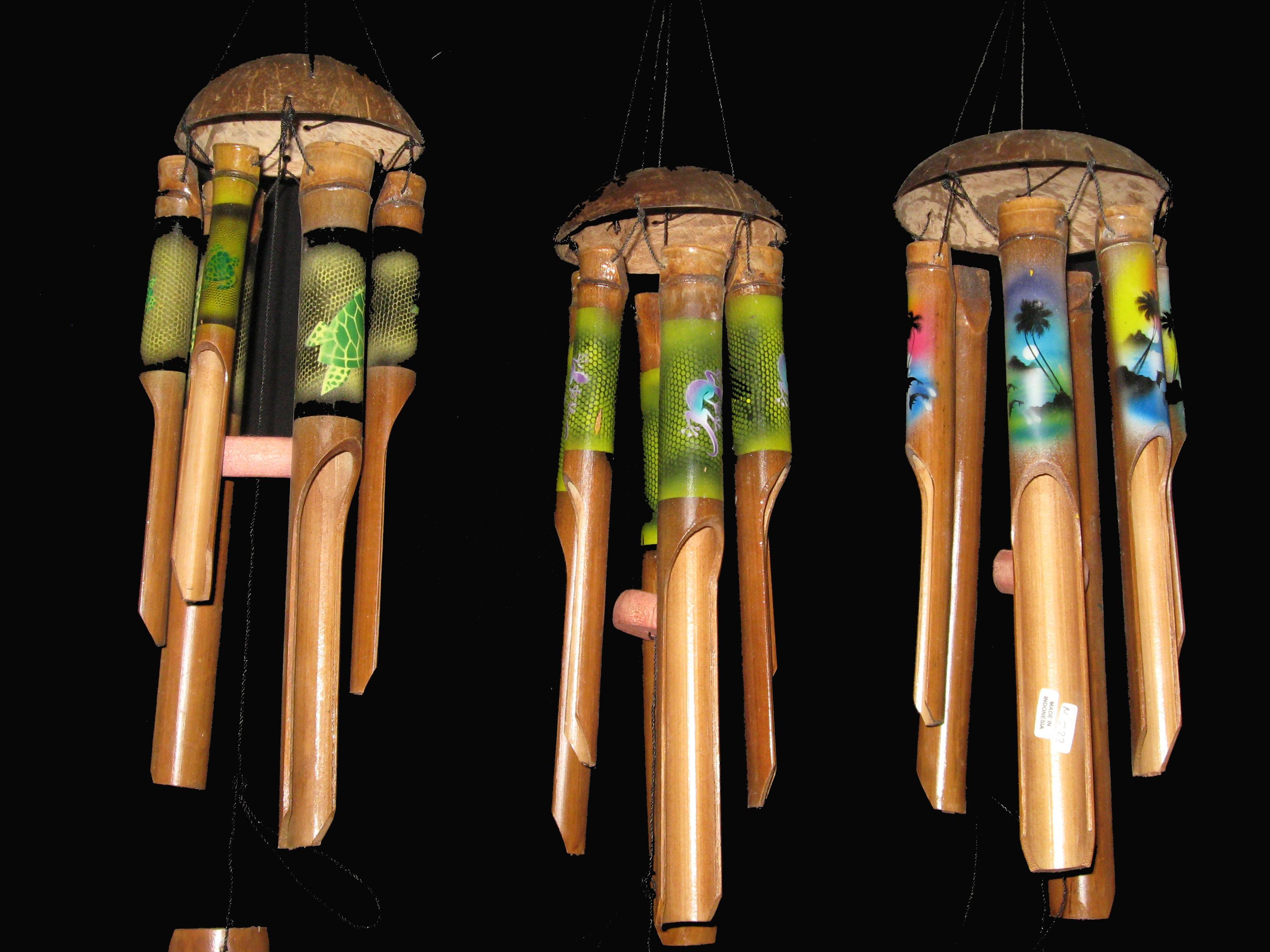 Wholesale Windchimes Wood Bamboo Seashell Amp Capiz